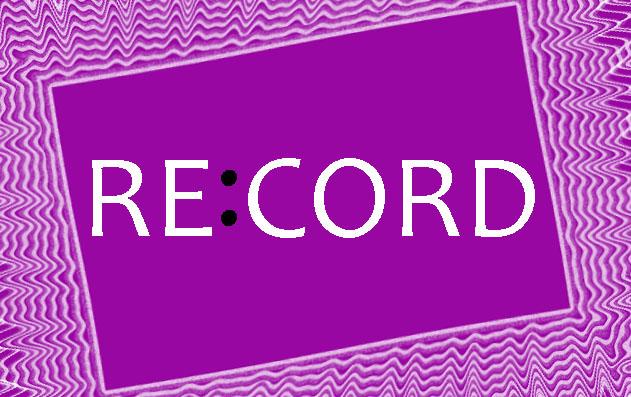 RE:CORD Logo